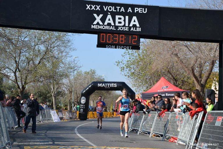 XXX Volta a Peu a Xàbia- Memorial José Albi (85)