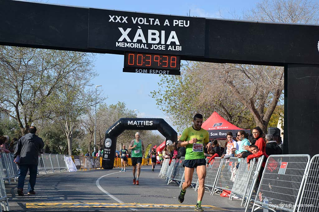 XXX Volta a Peu a Xàbia- Memorial José Albi (90)