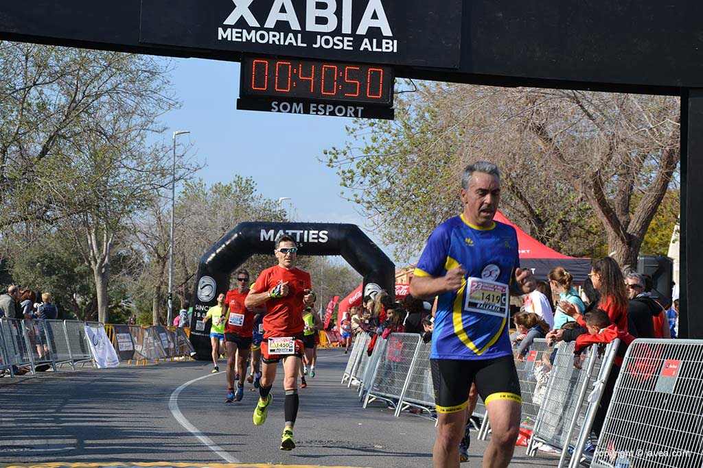 XXX Volta a Peu a Xàbia- Memorial José Albi (94)