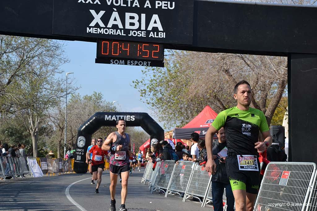 XXX Volta a Peu a Xàbia- Memorial José Albi (96)