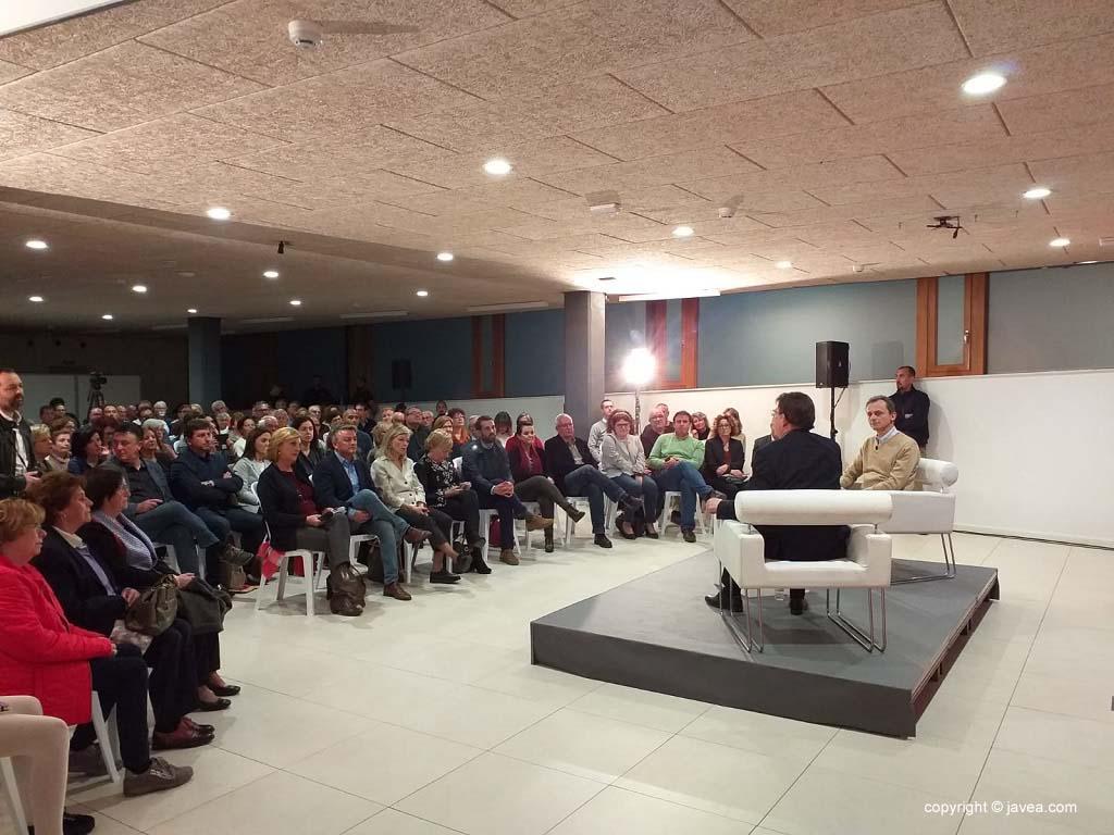 Acto 'Diálogos' PSOE