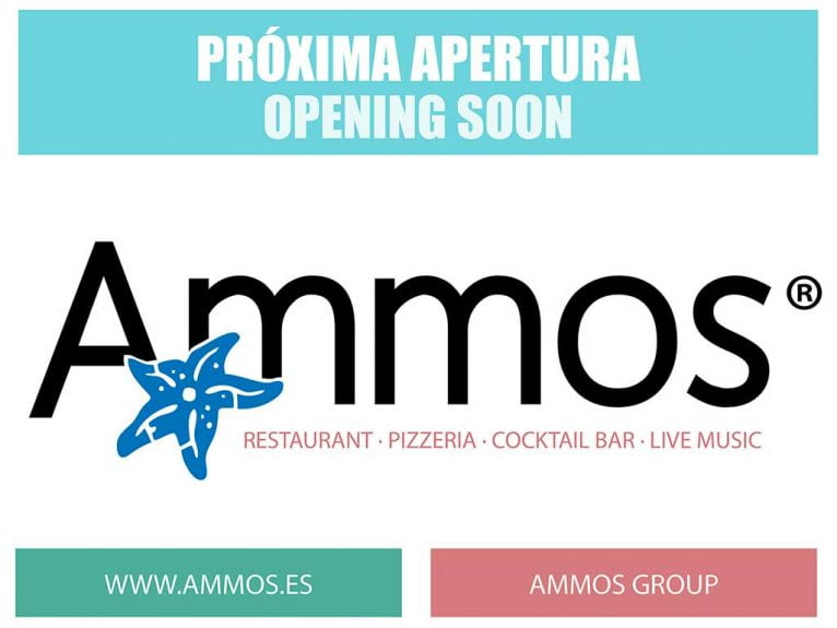Apertura Restaurante Ammos