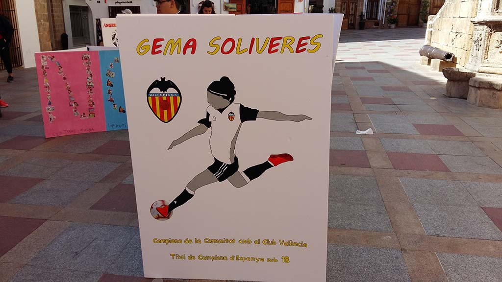 Cartel de Gema Soliveres