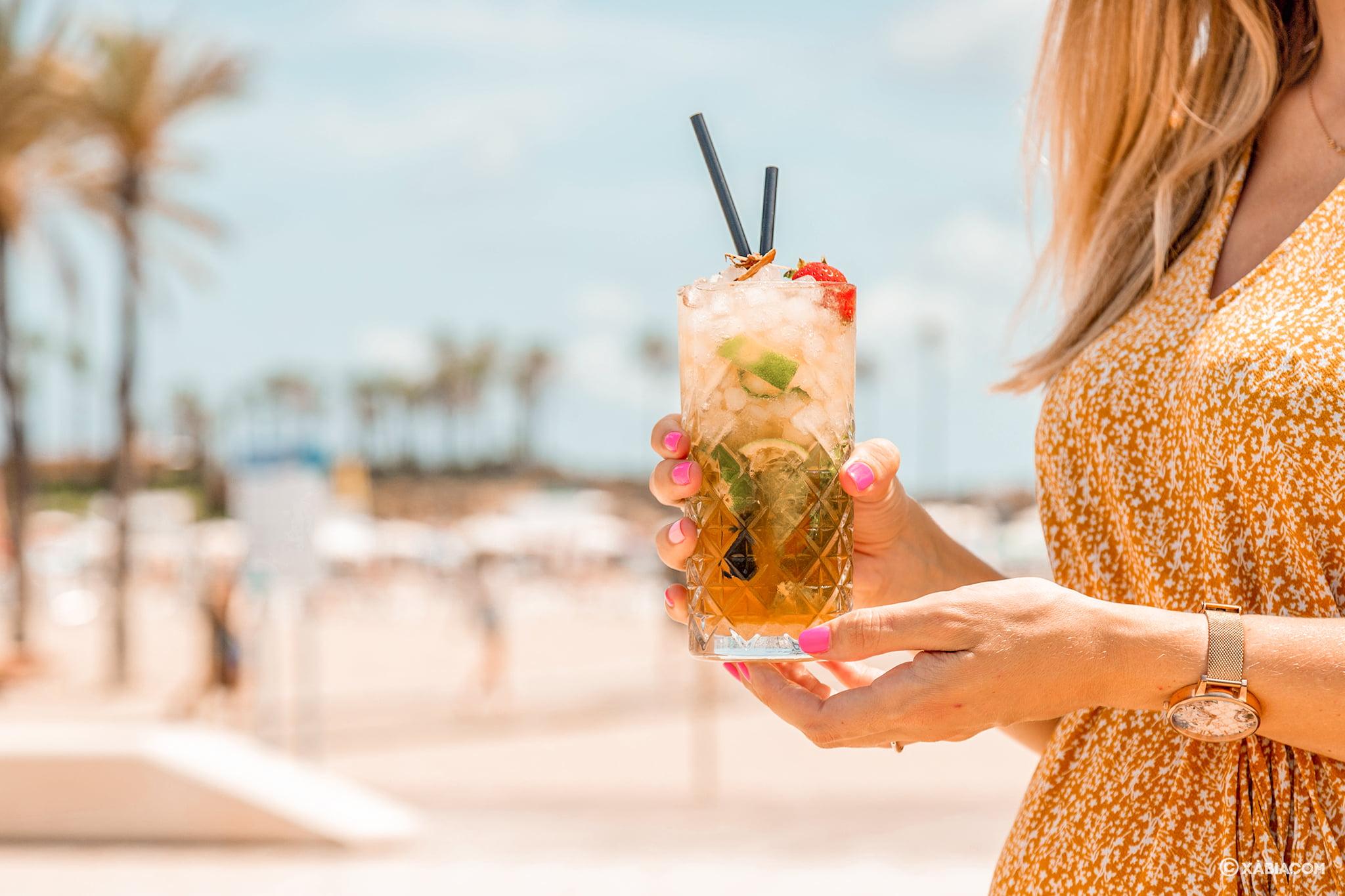 Cócteles y bebidas en Jávea – Restaurante Ammos