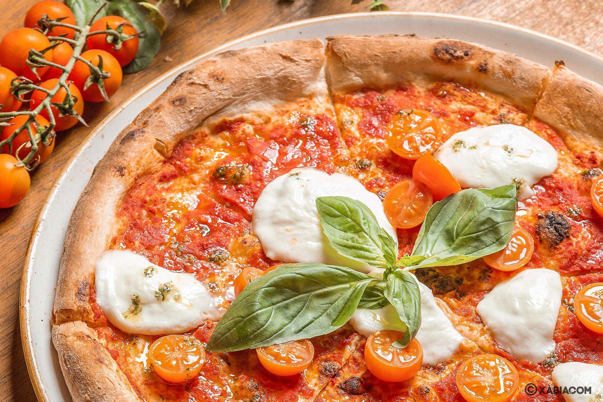 Comer pizza enJávea – Restaurante Ammos