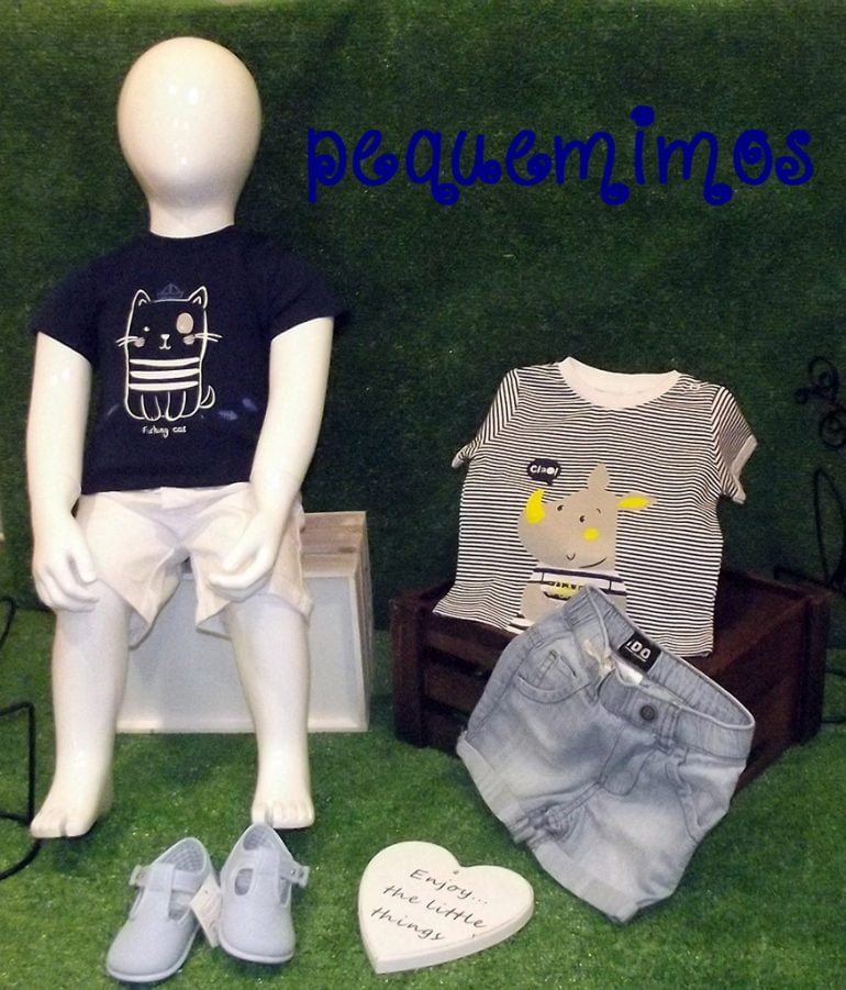Child set Pequemimos