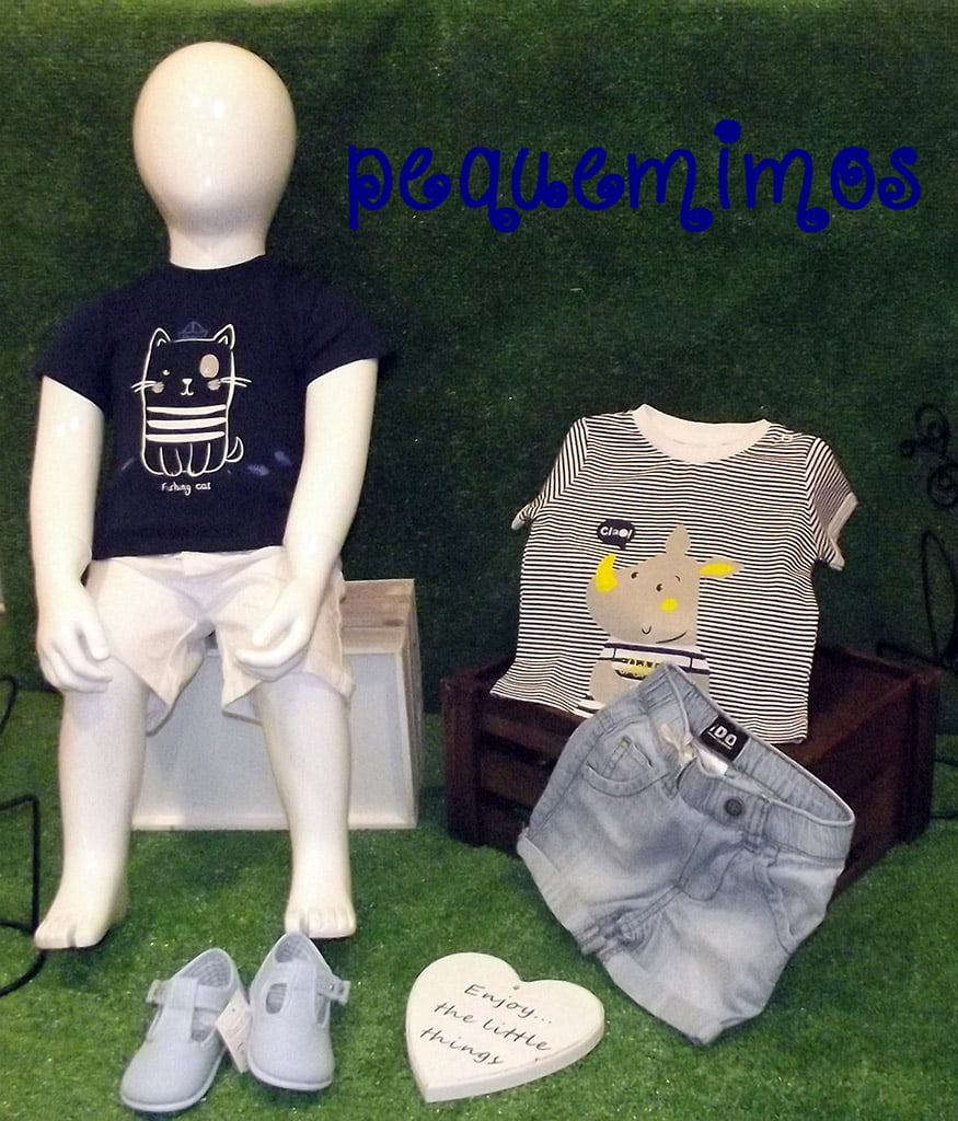 Child set Pequemimos