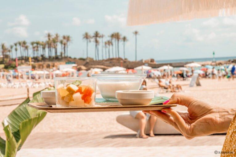 Desayunos al lado del mar en Jávea - Restaurante Ammos
