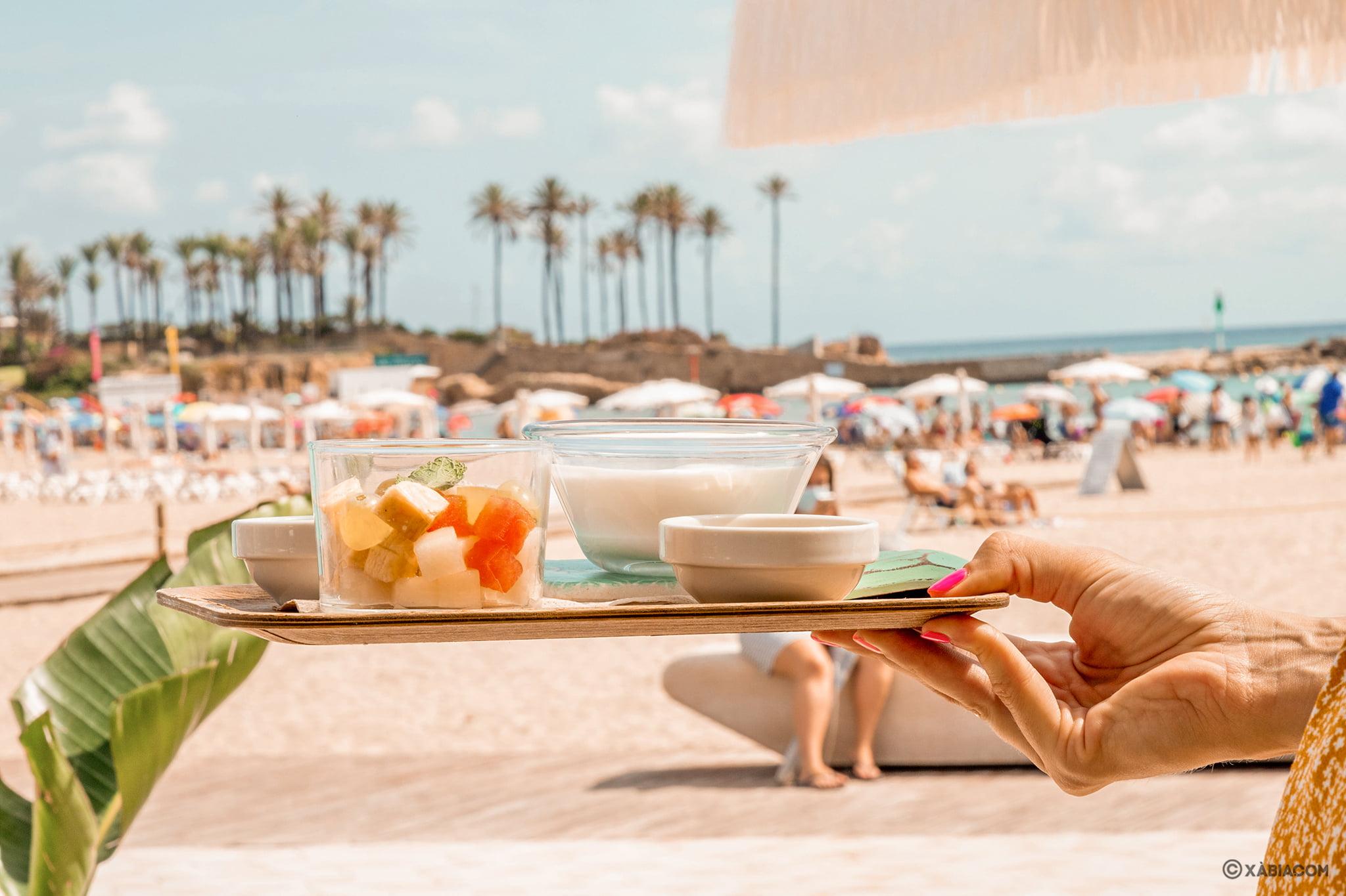 Desayunos al lado del mar en Jávea – Restaurante Ammos