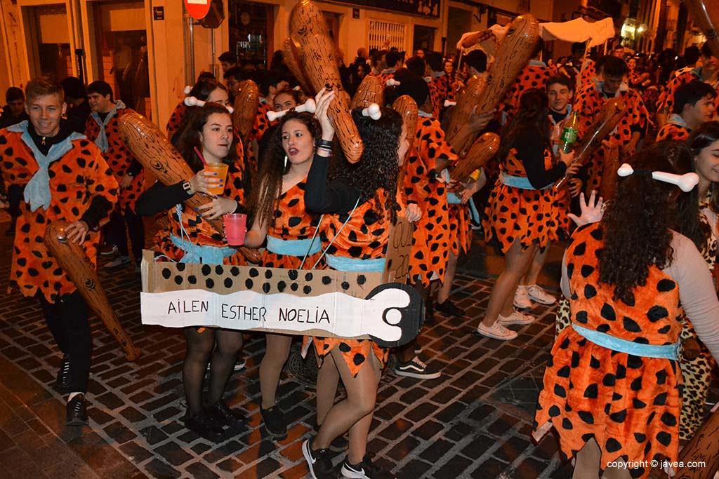 Desfile Carnaval 2019