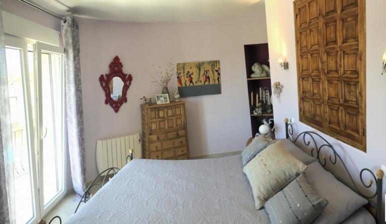Dormitorio acogedor Terramar Costa Blanca