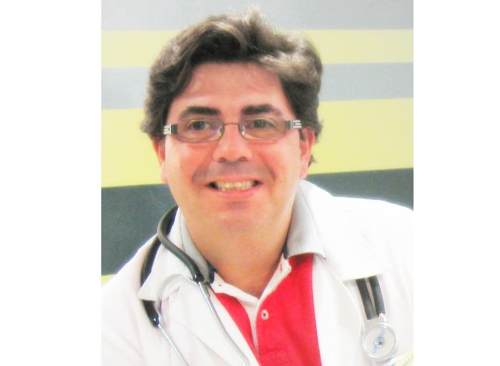 Dr. Lopez Gonzalez en Dra Iris Alexandra Henkel