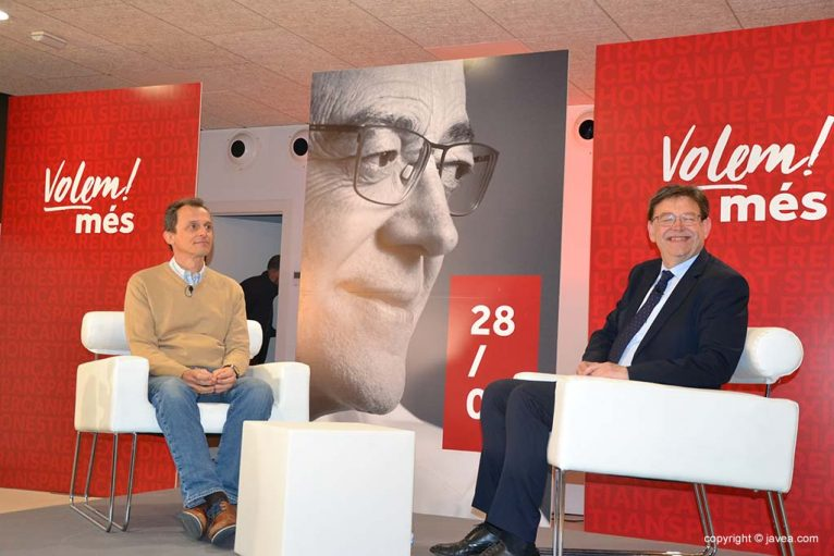 Charla del PSOE ' Diálogos'