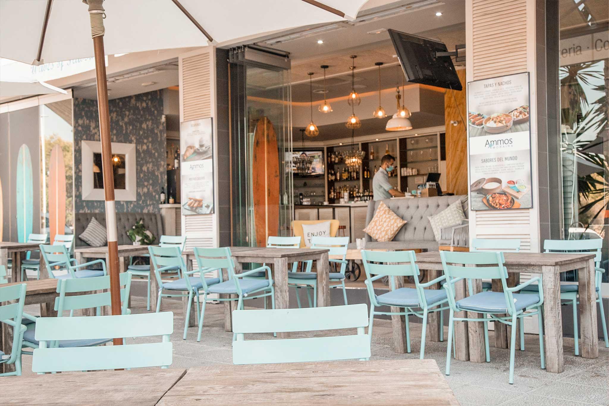 El mejor restaurante de Moraira – Restaurante Ammos