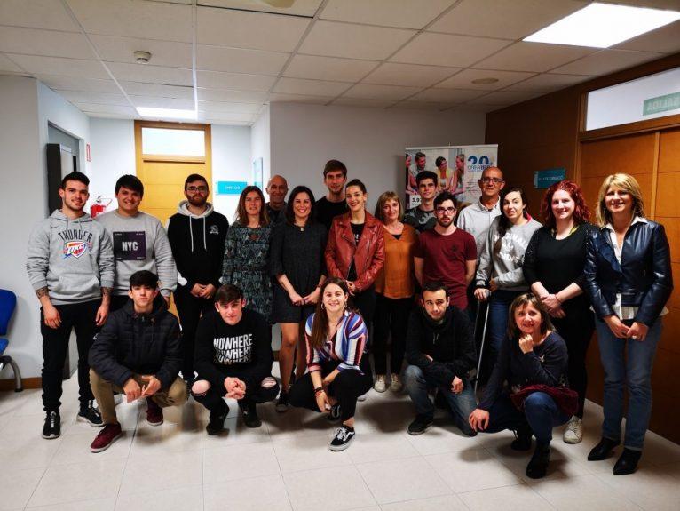 Alumnos de Erasmus +