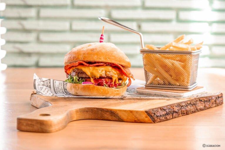 Comer hamburguesas en Jávea - Restaurante Ammos