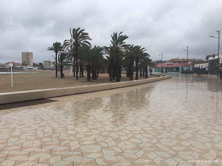 Lluvia Xàbia