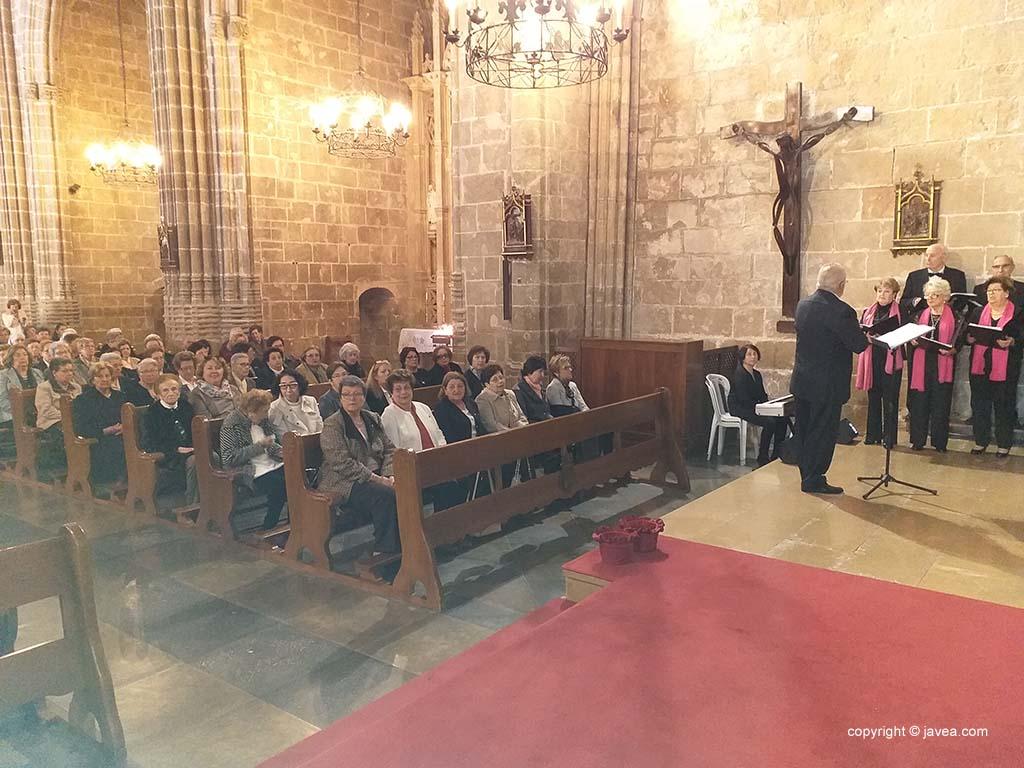 Misa de bienvenida de Jesús Nazareno