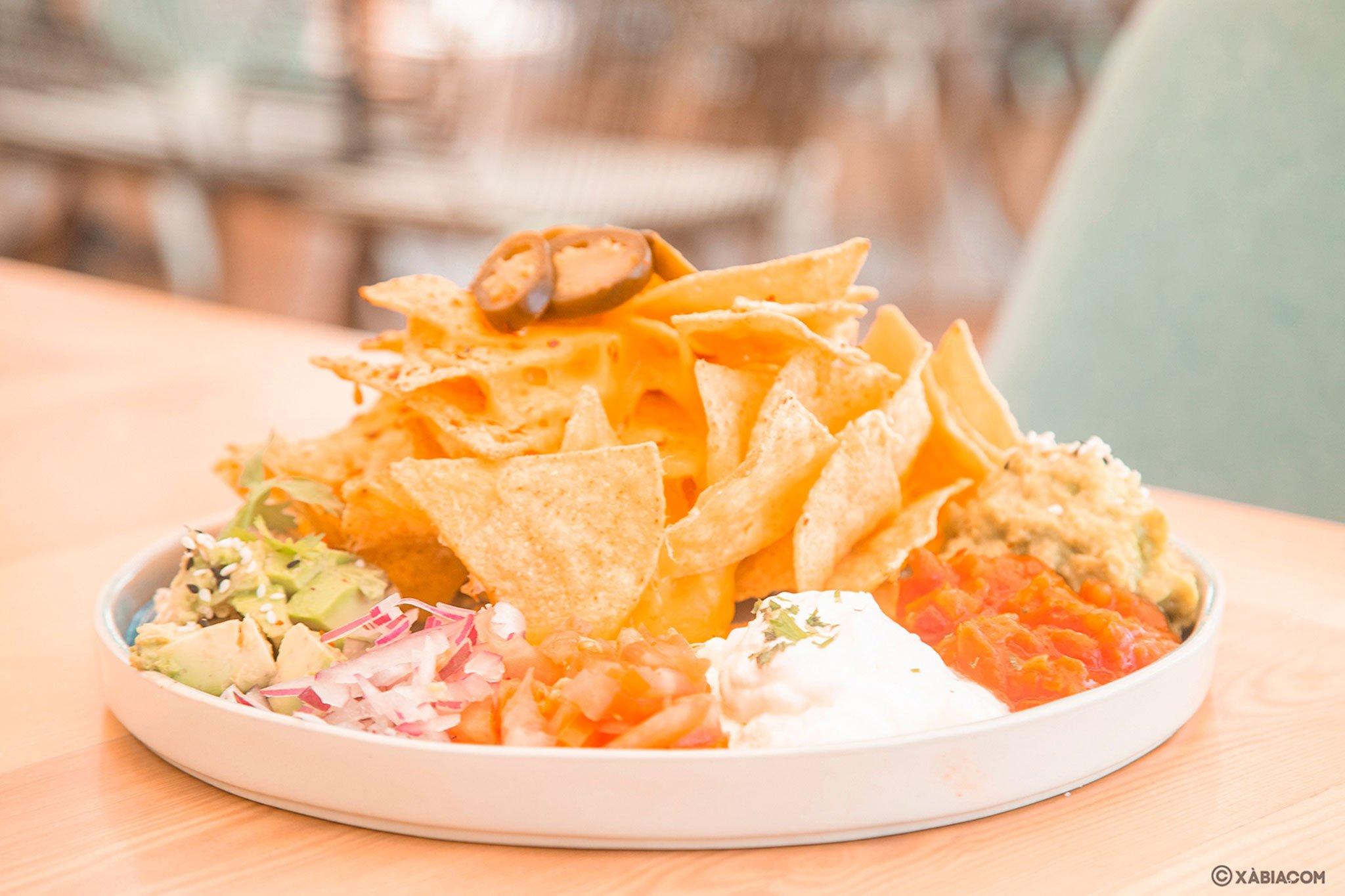 Nachos – Restaurante Ammos