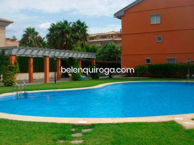 Piscina Inmobiliaria Belen Quiroga