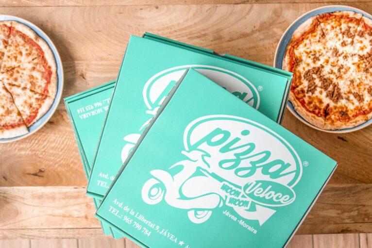 Pizza take awey en Javea - Restaurante Ammos
