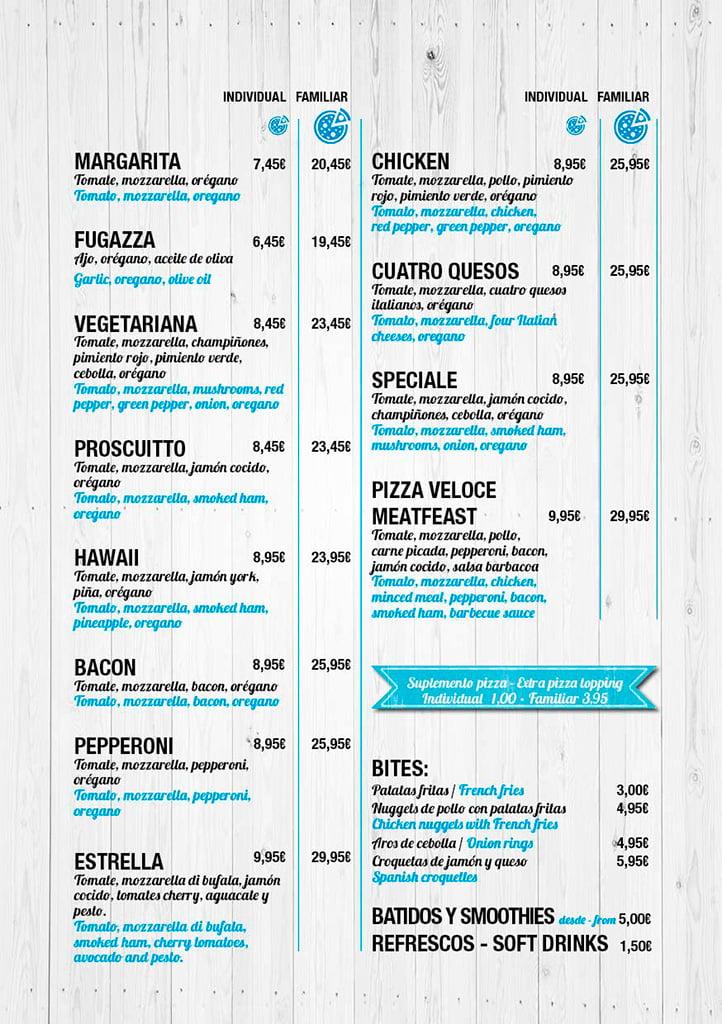 Pizzas para llevar Jávea – Restaurante Ammos