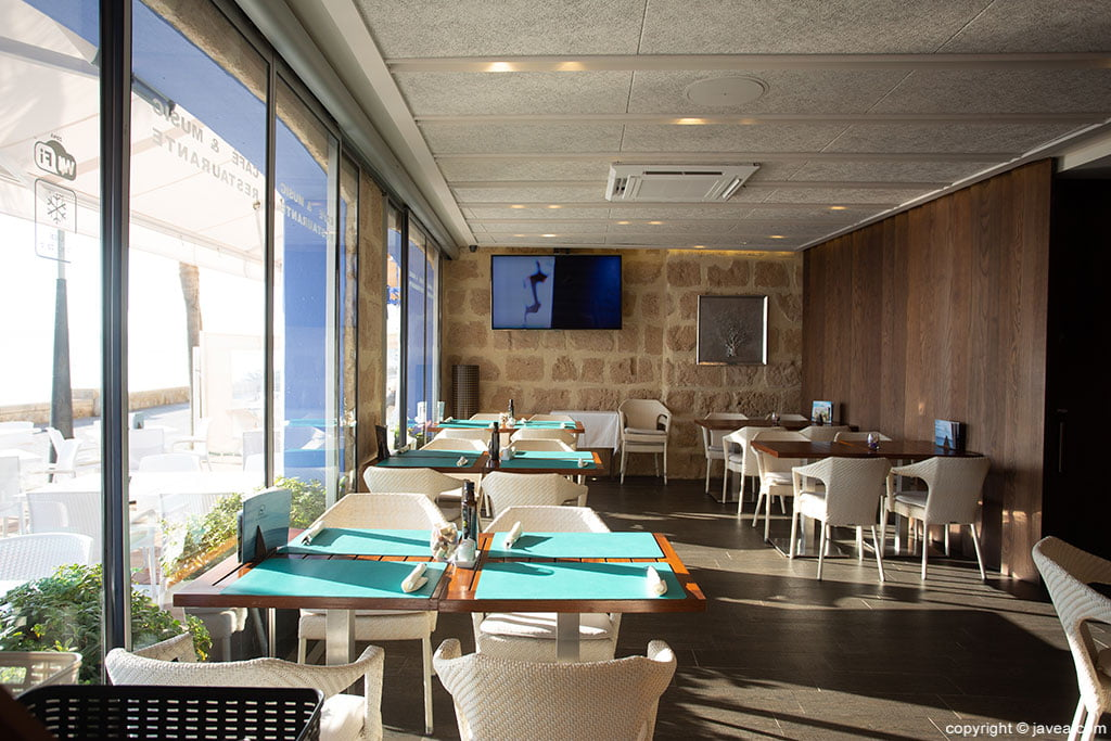 Planta baja Restaurante Noray