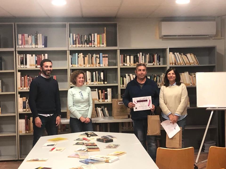 Entregan el premio a los ganadores de los concursos literarios