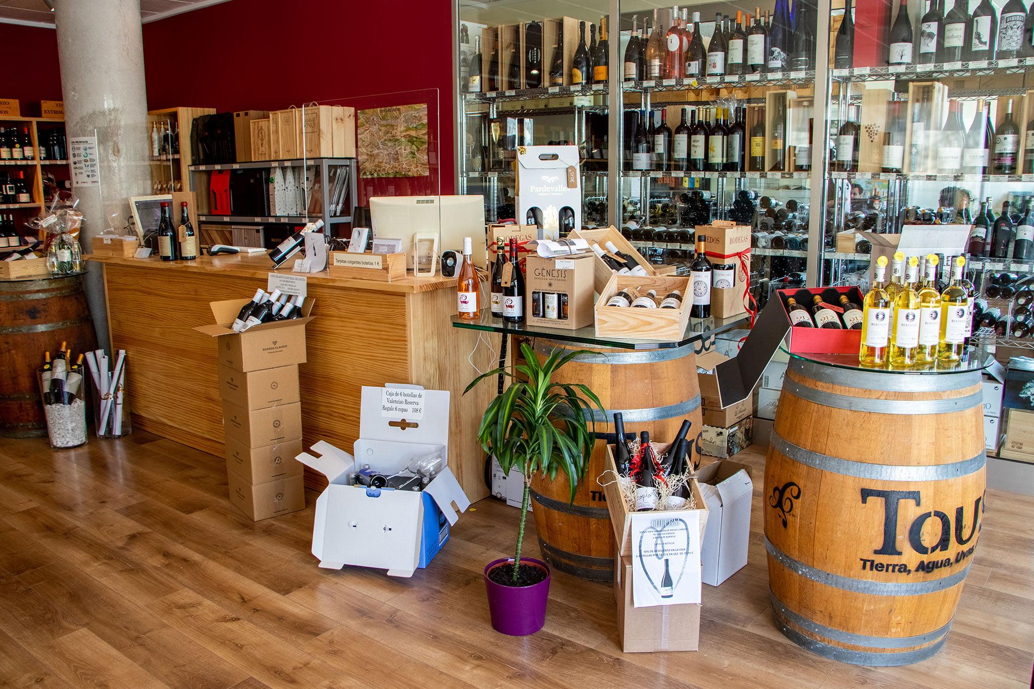 Ricevimento Casa del Vino