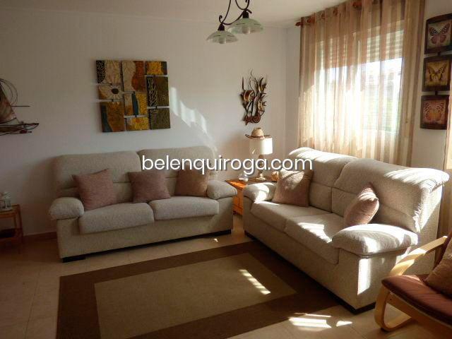 Sala de estar Inmobiliaria Belen Quiroga