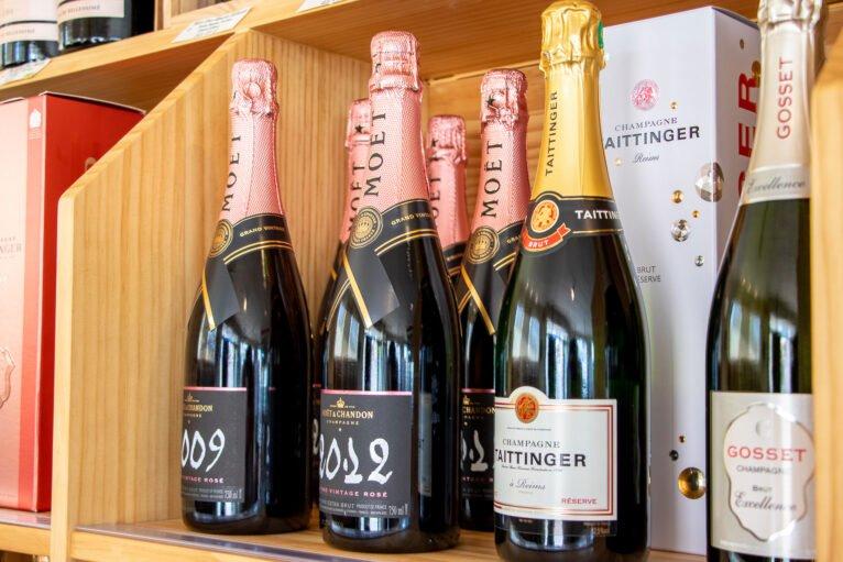 Comprar champagne en Jávea - Casa del Vino