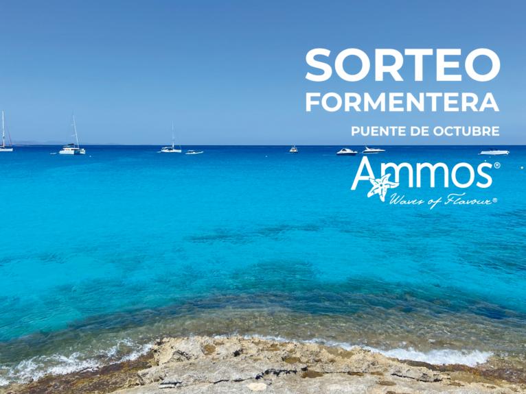 Sorteo de un viaje a Formentera de Restaurante Ammos