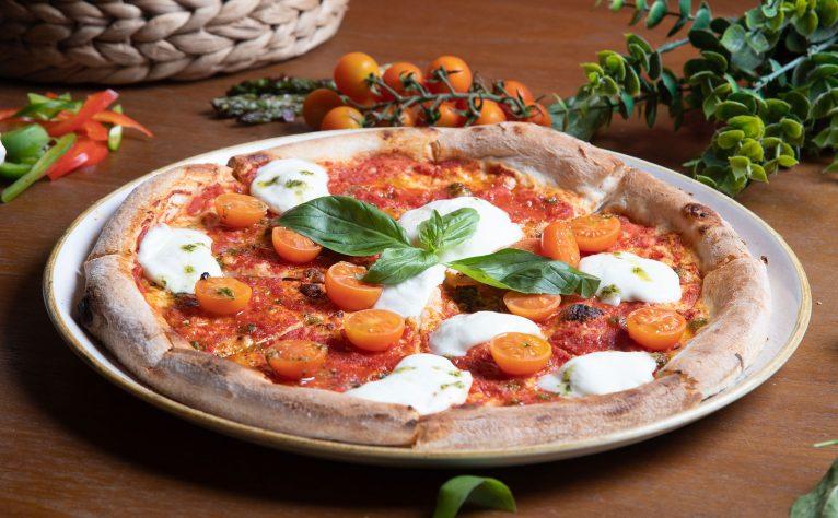 Sorteo de una cena de dos pizzas y dos bebidas en Restaurante Ammos en Jávea