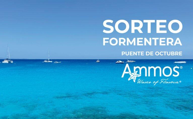 Restaurante Ammos sortea un viaje a Formentera