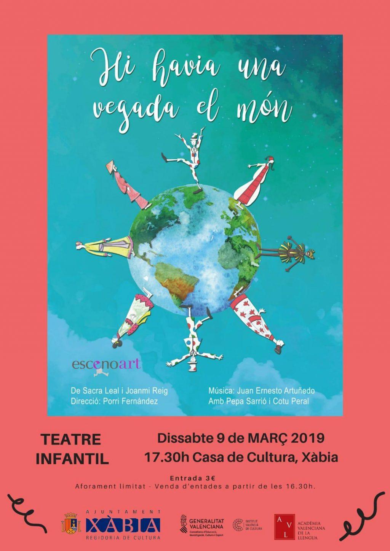 Teatre infantil en valencià