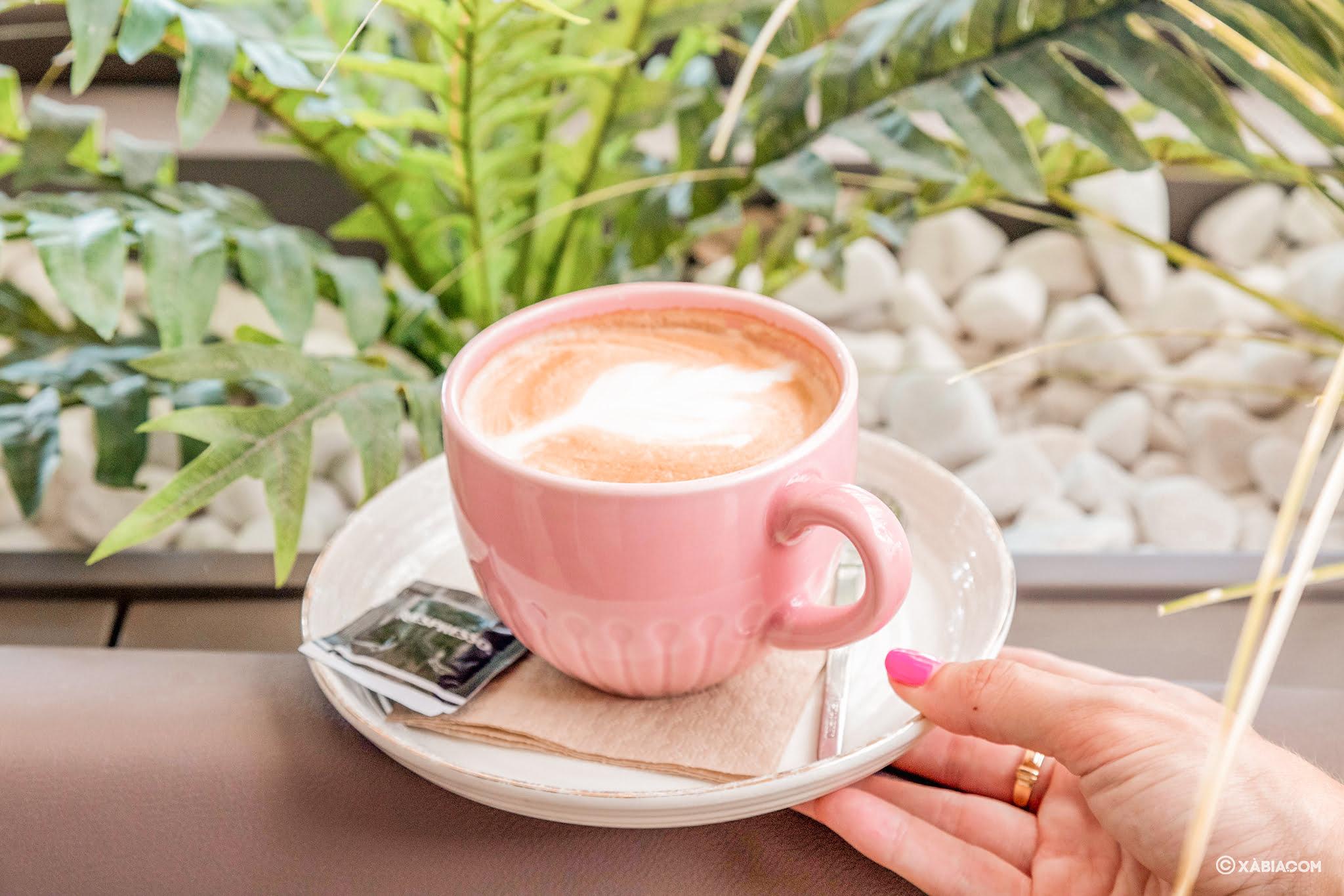 Tomar café en Jávea – Restaurante Ammos