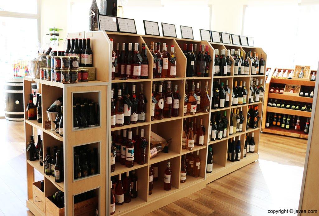 Varietà di vino Casa del Vino