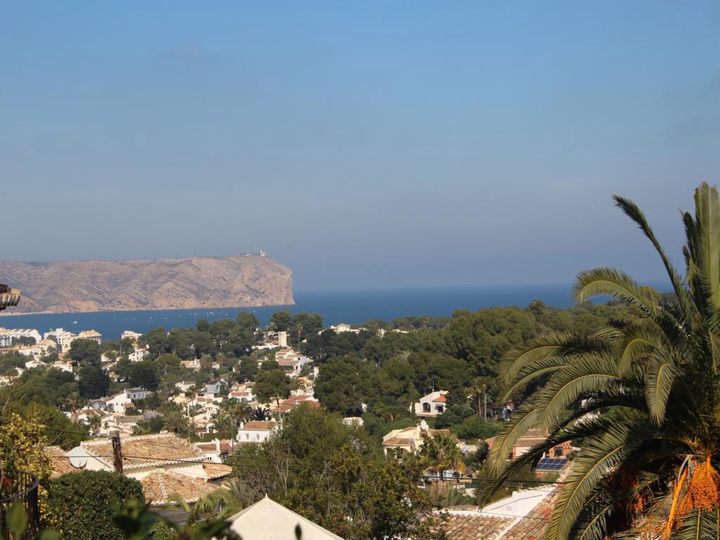 Vistas desde la terraza de la Inmobiliaria Atina