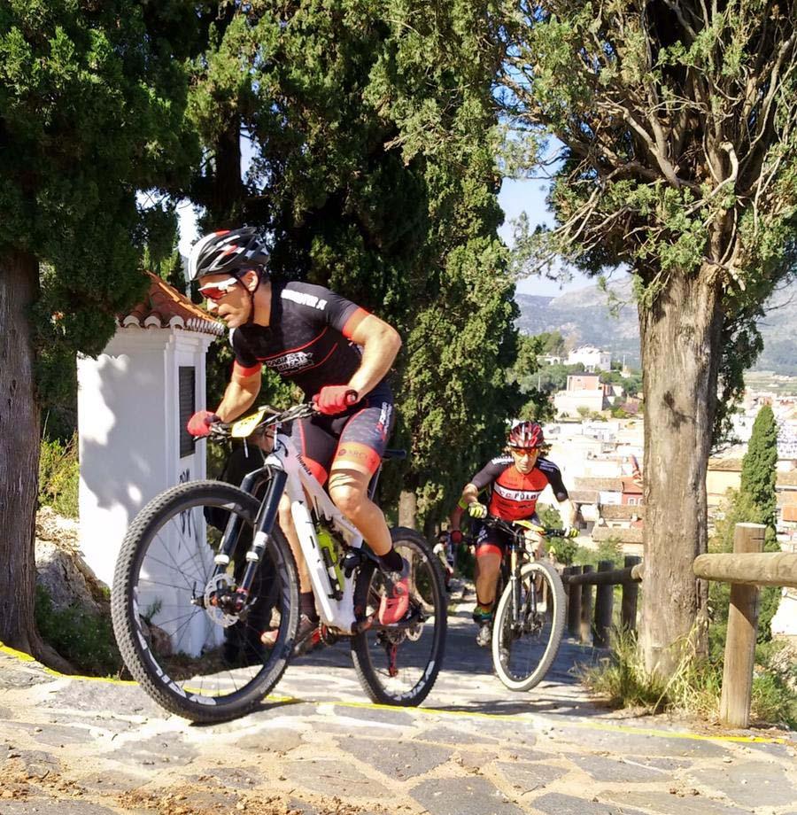 Xàbiabikers en la BTT de Villalonga (1)