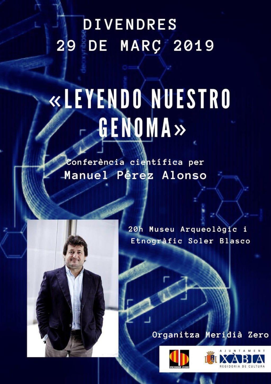 Charla sobre Genoma