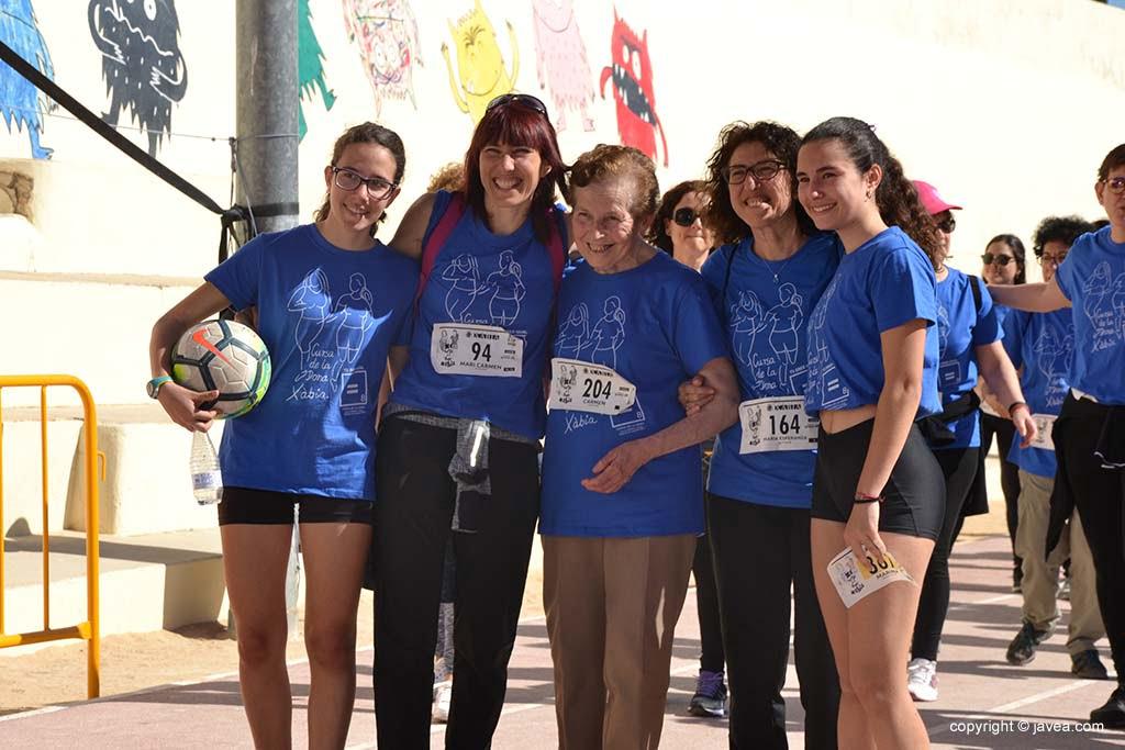 XI Cursa de la Dona de Xàbia 2019