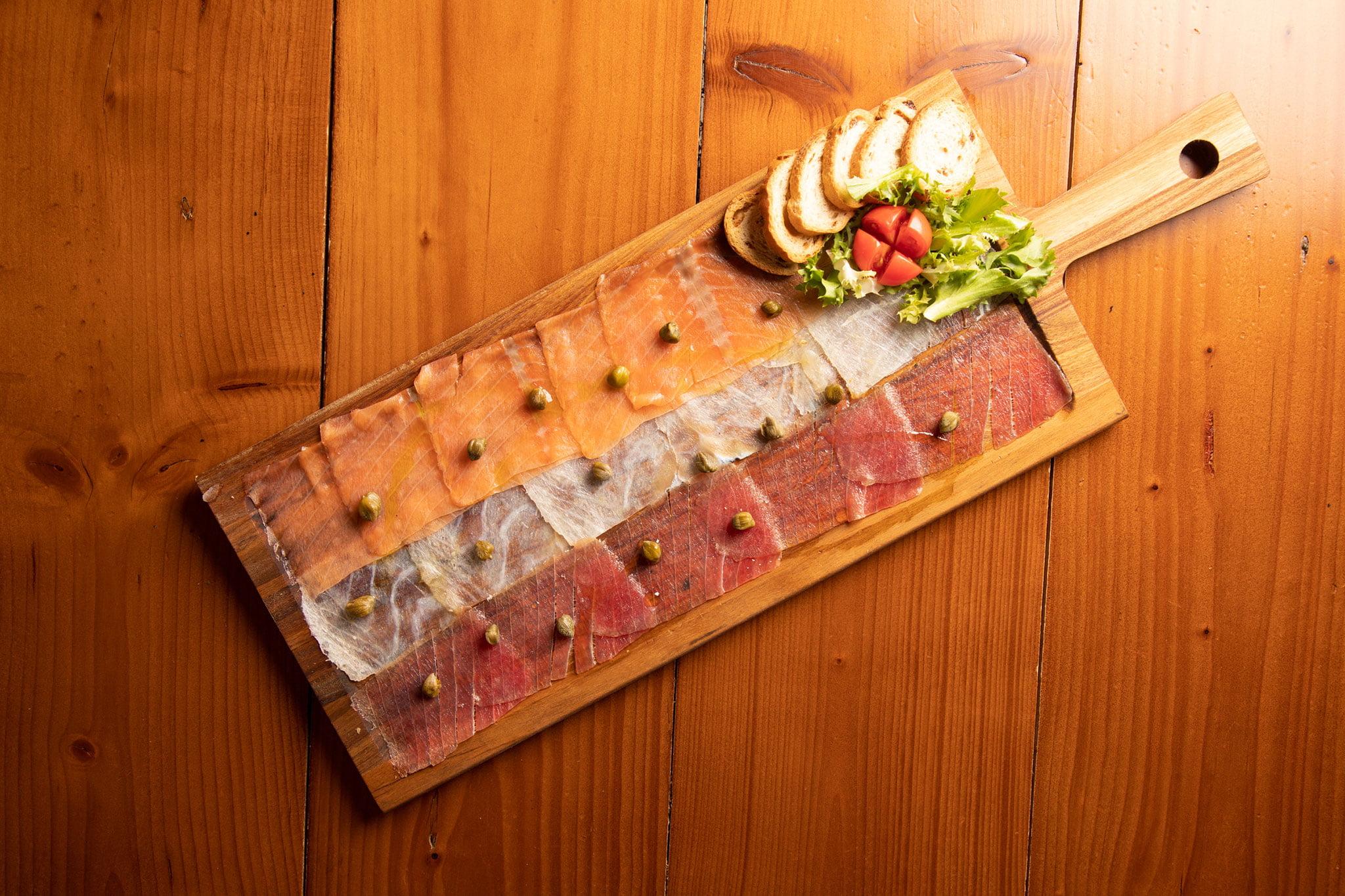 Ahumados – Restaurante Posidonia