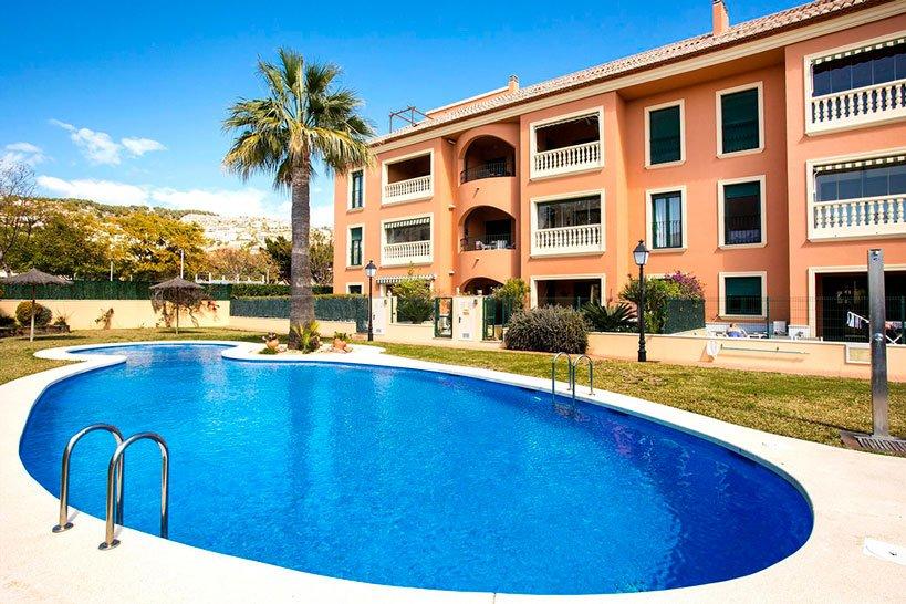 Apartamento Puerto Aguila Rent a Villa