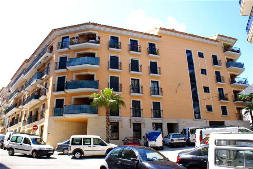 Apartamento Thiviers Inmobiliaria Javea Houses