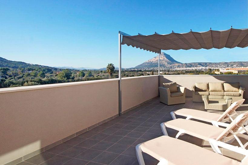 Azotea Ático El Haya MMC Property Services