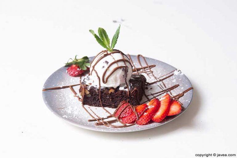 Brownie - Restaurante SeeMontgó