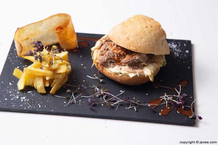 Burguer en Jávea - Restaurante SeeMontgó