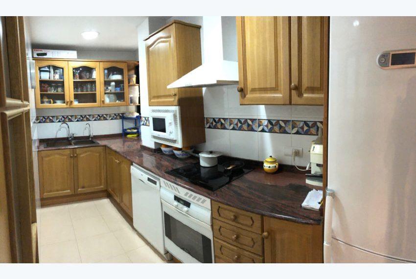 Cocina Apartamento Thiviers Inmobiliaria Javea Houses