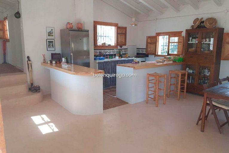 Cozinha Casa País Real Estate Belen Quiroga
