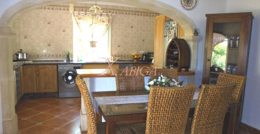 Terrain de cuisine cuisine Xabiga Real Estate